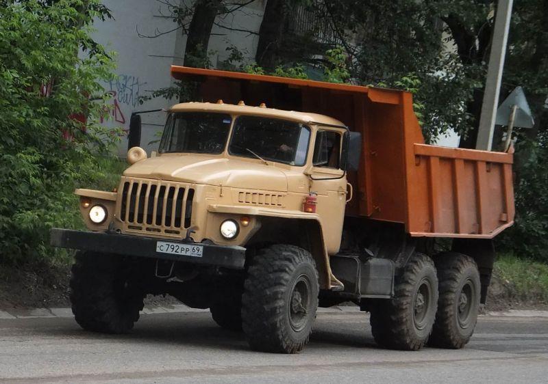 Урал-55571 фото