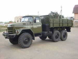 Бортовой ЗИЛ-131