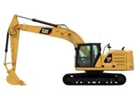 Cat 320 нового поколения