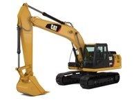 Cat 320D2 GC