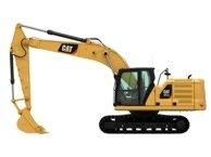 Cat 320GC нового поколения