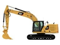 Cat 323 нового поколения