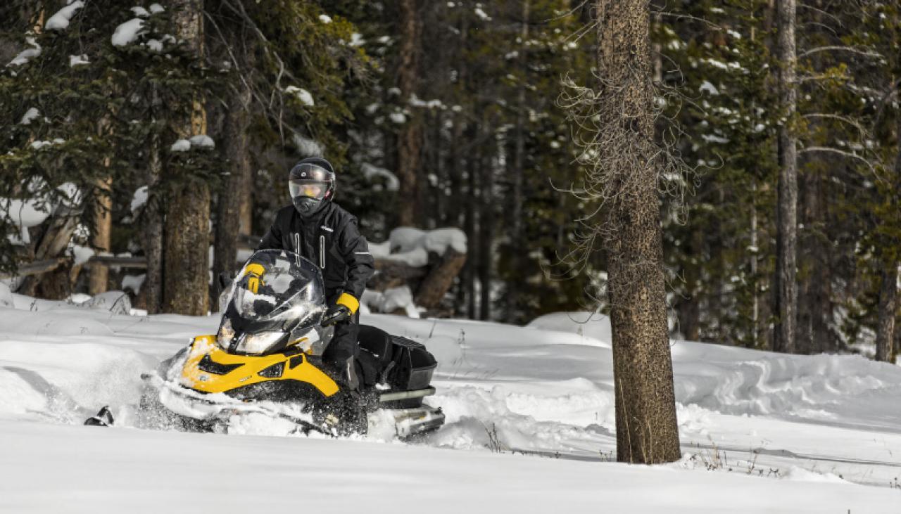 BRP Ski-Doo Skandic SWT 550