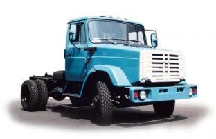 Автомобиль  433362 Колесная формула 4x2 Техническая характеристика