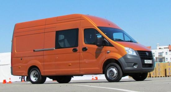Шумоизоляция кабины фургона ГАЗель Некст могла бы быть и получше.