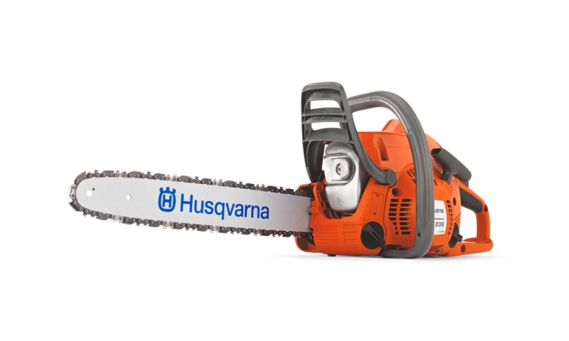 Husqvarna 236 9673264-06 – оптимальна для дачного строительства