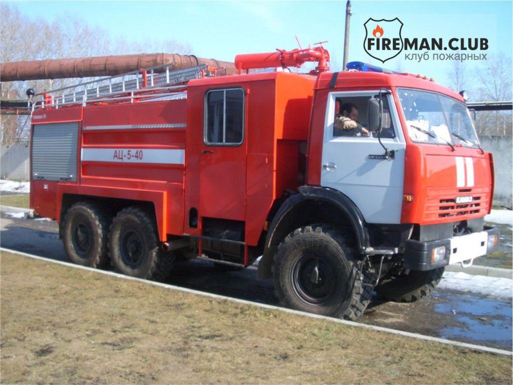 КАМАЗ-5,0-40