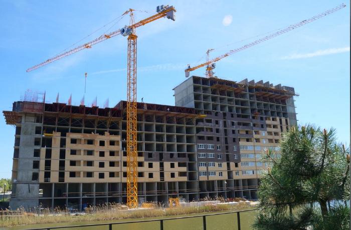 Монтаж и условия работы башенных кранов
