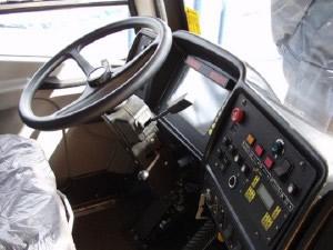 Основные преимущества кабины БелАЗа-540