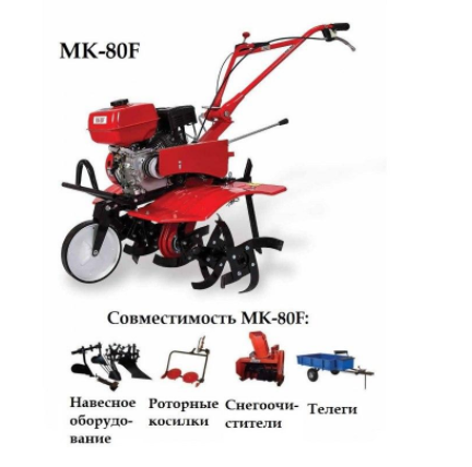 Мотокультиватор Forza MK-80F