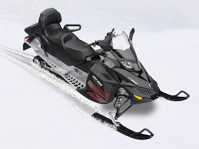 Ski Doo Grand Touring Sport 550F