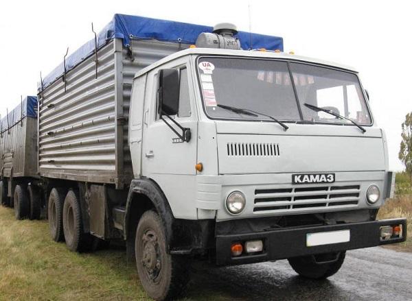 КамАЗ-5320, его внешний вид