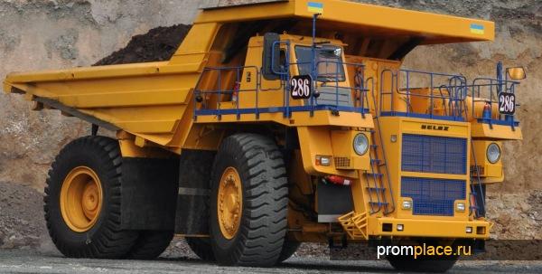 БелАЗ 75131 для горной промышленности