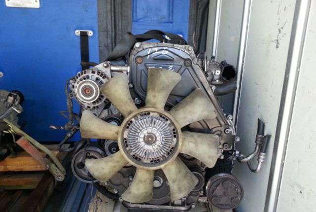 характеристика двигателя Хендай Портер 2
