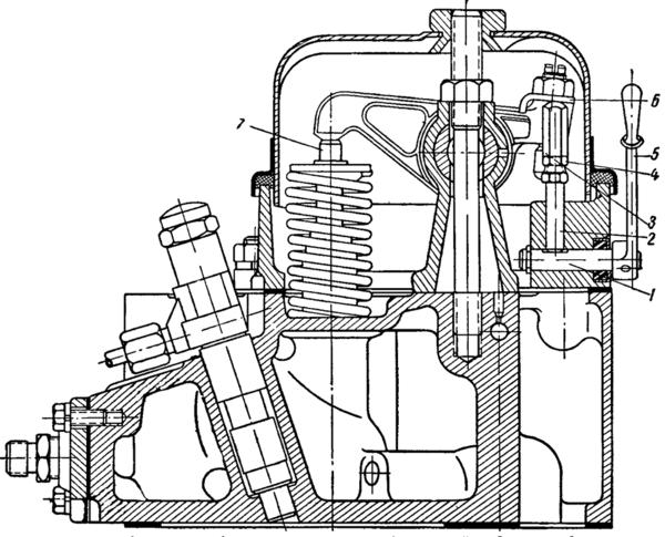 Головка цилиндра двигателя Д-14В