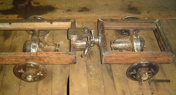 Аккумуляторный триммер