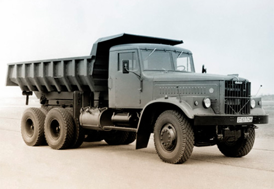 КрАЗ-256 (карьерный самосвал)