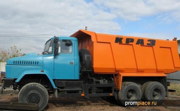 КрАЗ 65032 1