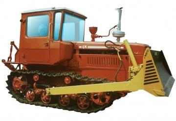 Особенности, нахначение и характеристики бульдозера ДЗ-42