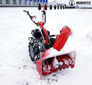 Особенности изготовления снегоуборщика