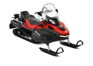 Снегоход BRP Ski Doo SKANDIC WT 600 E-TEC 2019