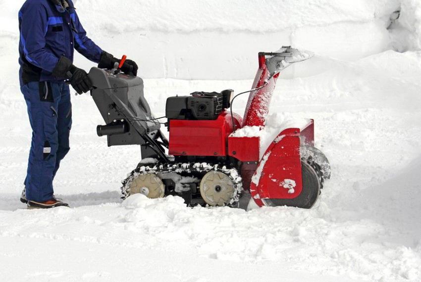 Виды снегоуборщиков