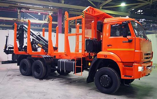 КамАЗ-65111 (сортиментовоз)