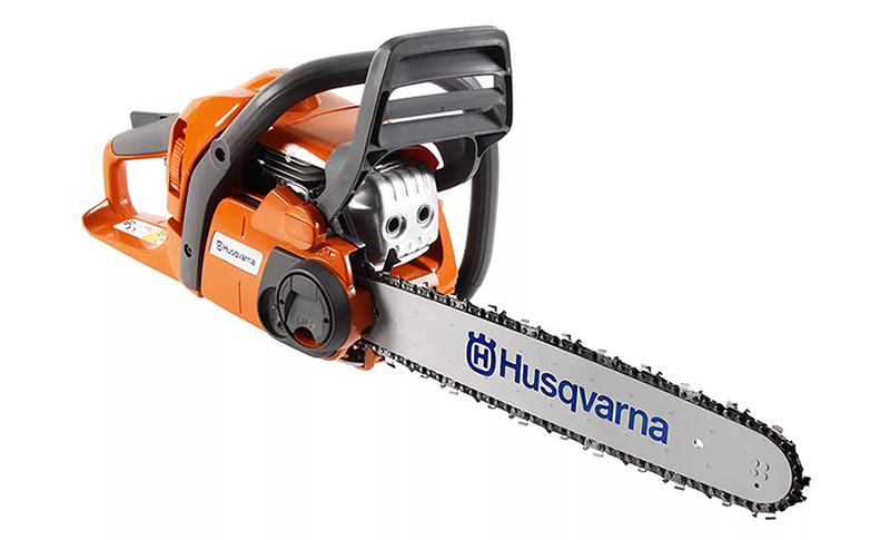 Husqvarna 440e 9671558-45 – универсальная пила для разноплановых задач
