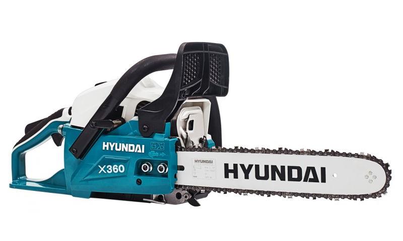 Hyundai X 360 – удобна для коммунальных служб