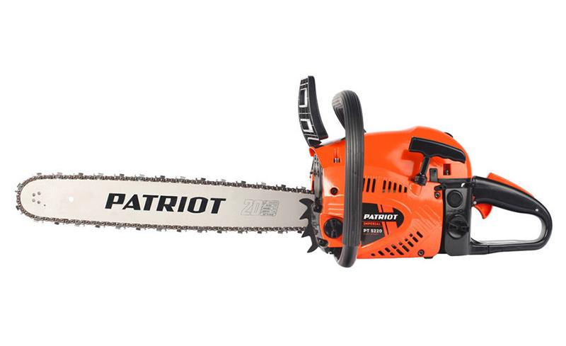 PATRIOT PT 5220 Imperial – оптимальна на лесозаготовках средней трудности