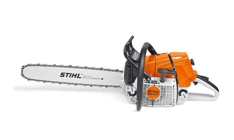 STIHL MS 461 – с высокой производительностью