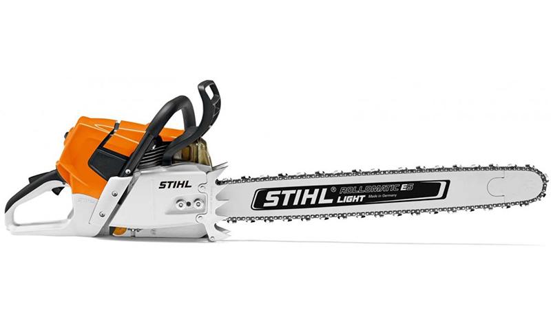 STIHL MS 661 C-M – для экстремальных нагрузок
