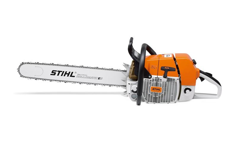 STIHL MS 880 – самый мощный профессионал