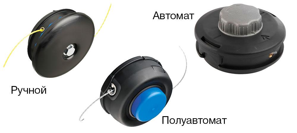 Разновидности катушек триммеров