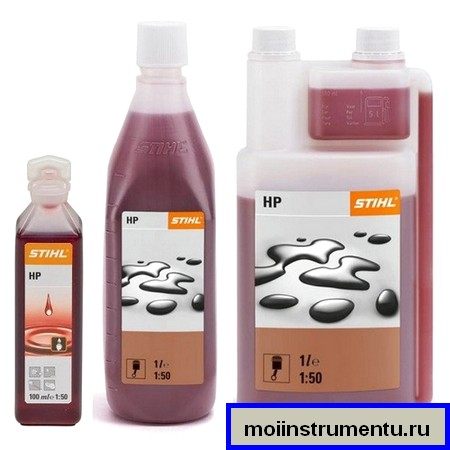 масла для триммера