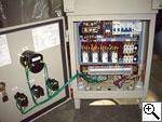 Электрощиток управления люлькой строительной LittleSwan ZLP 500, ZLP 630