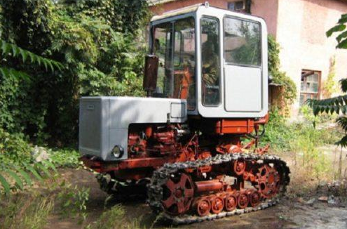 Особенности гусеничного трактора Т-70