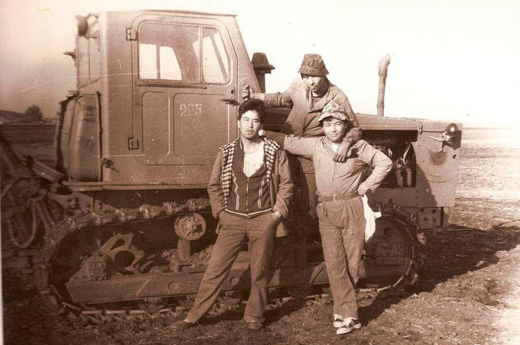 трактор Т 4
