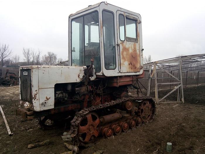 Трактор Т 70