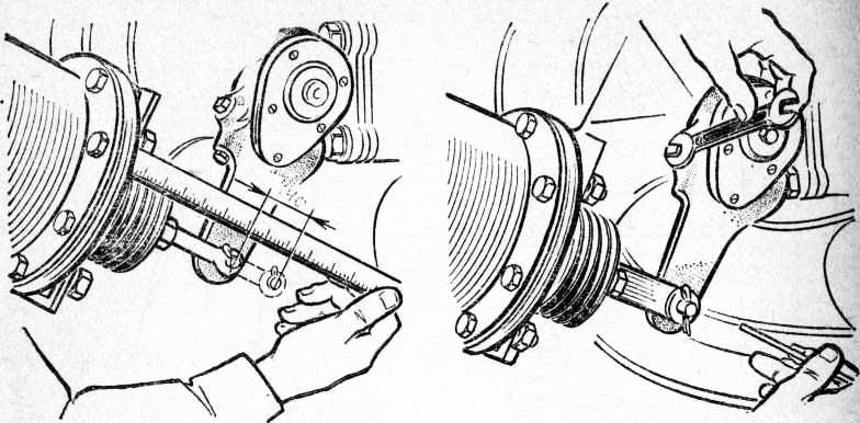 Регулировка зазоров тормозов КАМАЗ