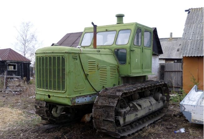 зеленый т-100