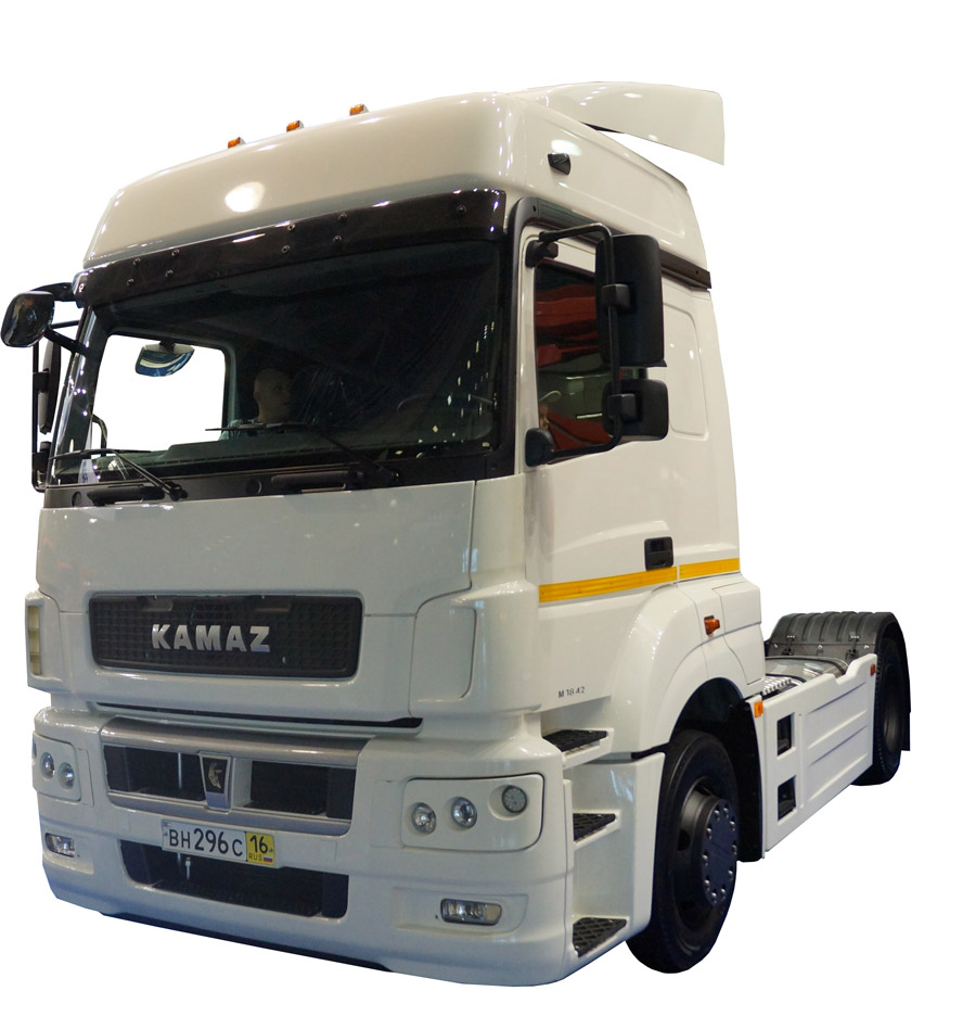 седельнsq тягач KAMAZ-5490