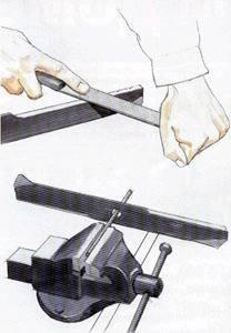 Как Снять Адаптер Ножа Газонокосилки