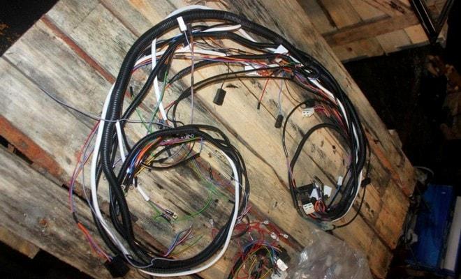 Провода на МТЗ