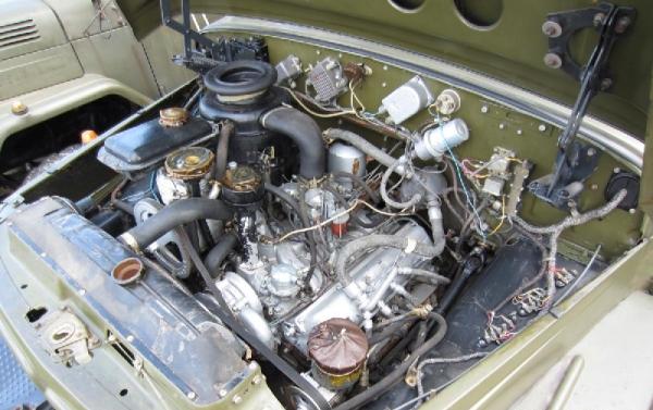 На фото - переоборудование двигателя ЗИЛ 130, yekaterinburg.all.biz