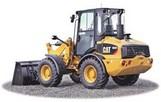 фронтальный погрузчик Caterpillar 908H