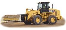 фронтальный погрузчик Caterpillar 938H