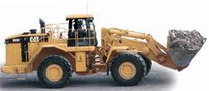 фронтальный погрузчик Caterpillar 988H