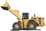 фронтальный погрузчик Caterpillar 990H