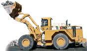 фронтальный погрузчик Caterpillar 992G